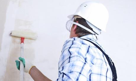 Imbiancatura di una, 2 o 3 stanze fino a 90 m² con soffitto incluso da Millecolori (sconto fino a 42%)