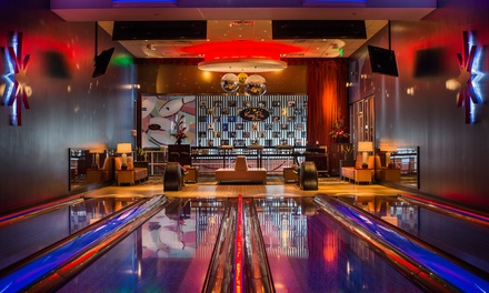Bowling, Shoe Rental, Billiards, and Shuffleboard at Kings Bowl (Up 50% Off). Two Options Available.