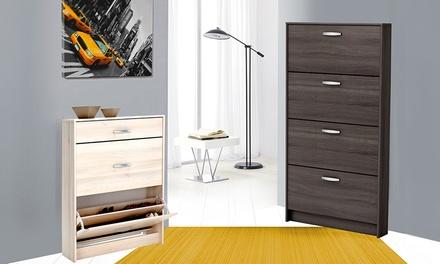 Scarpiere in legno groupon goods for Case in legno autorizzazioni