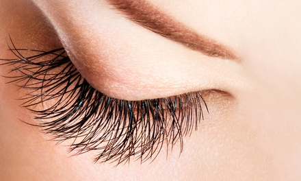 LVL Lash Treatment at Shabby2chic Beauty at Cutting Co
