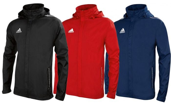 Veste coupe vent imperméable Adidas, taille et coloris au choix à 29,99€ (livraison offerte), 47% de réduction