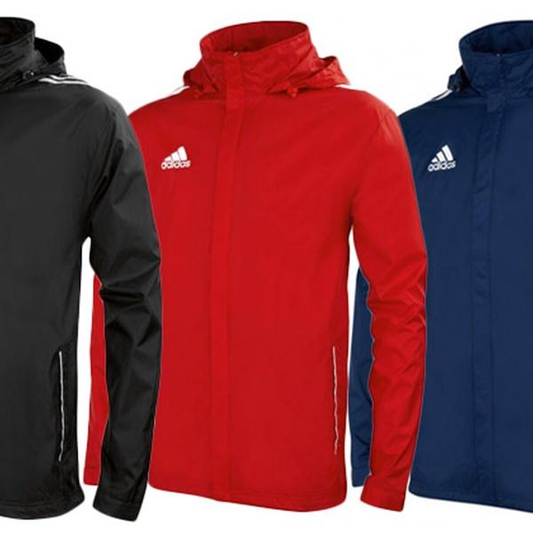 Veste coupe vent imperméable Adidas, taille et coloris au choix à 29,99€ (livraison offerte)