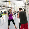 76% Off Cardio Boxing and TRX Circuit Training Classes