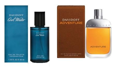 Davidoff Adventure 100 ml oder Cool Water for Men 40 ml EDT Spray