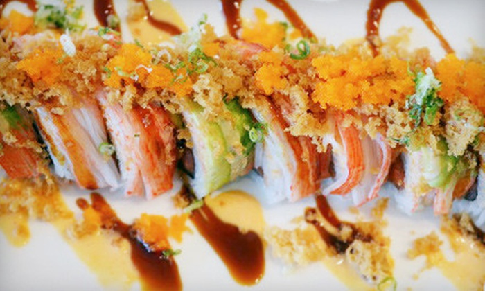 Sea Bistro & Sushi Bar - Alliance of Cordova Neighborhoods: $10 for $20 Worth of Sushi and Thai Cuisine at Sea Bistro & Sushi Bar in Cordova