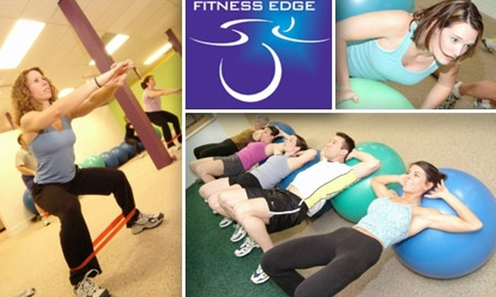 Fitness Edge - Multiple Locations: $20 for Five Boot-Camp Classes at Fitness Edge ($75 Value)
