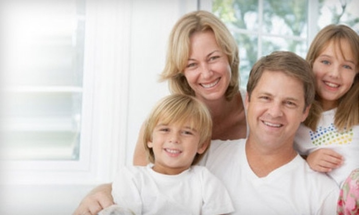 William E. Wyatt Jr., DDS - Flower Mound: $49 for a Dental Cleaning, Exam, and X-rays from William E. Wyatt Jr., DDS in Flower Mound (Up to $390 Value)