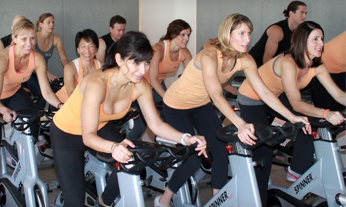 Studio Pulse - Redondo Beach: Three or Five Spinning Classes at Studio Pulse in Redondo Beach (Up to 60% Off)