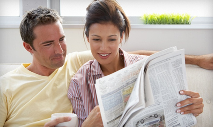 "The Sacramento Bee: 13-, 26-, or 52-Week Print Subscription to the Weekend Plus Edition or 52-Week Electronic Subscription to ""The Sacramento Bee"" (Up to 81% Off)"