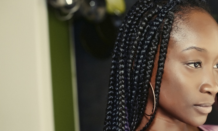 Stay Fab - Multiple Locations: Box Braids from Stay Fab (55% Off)