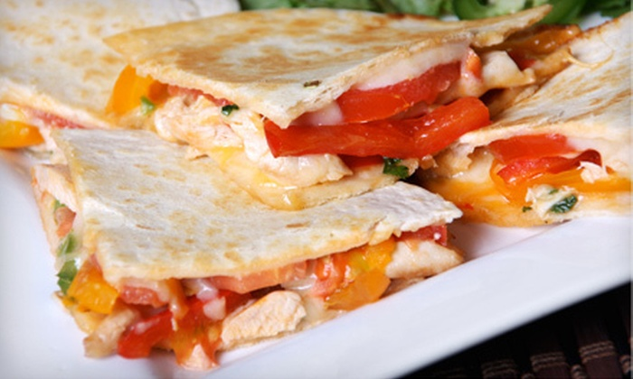 Acapulco Grill - Capitol Hill: $10 for $20 Worth of Mexican Fare at Acapulco Grill