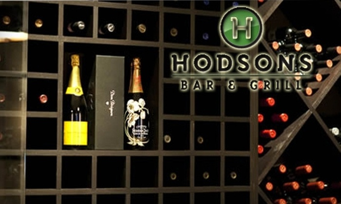 Hodsons Bar & Grill - Centennial: $15 for $30 Worth of Dinner or $10 for $20 Worth of Lunch at Hodsons Bar & Grill in Centennial