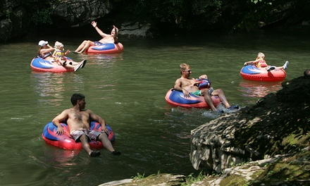 Two or Four Individual River-Tubing Rides at The Smokey Mountain River Romp (Up to 50% Off)