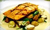 Up to 53% off at Zinc Bistro
