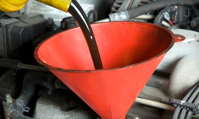 All in One Automotive - Multiple Locations: One or Three Oil Changes at All in One Automotive (Up to 59% Off)