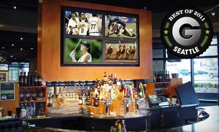 $20 Groupon: Valid Until 5/29/12 - Sport Restaurant & Bar  A John Howie Restaurant in Seattle