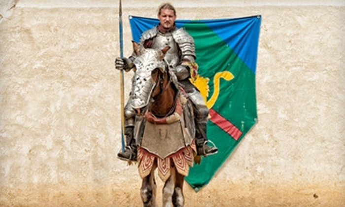 Scarborough Renaissance Festival - Waxahachie: $12 for One Adult Admission to the Scarborough Renaissance Festival in Waxahachie ($24 Value)