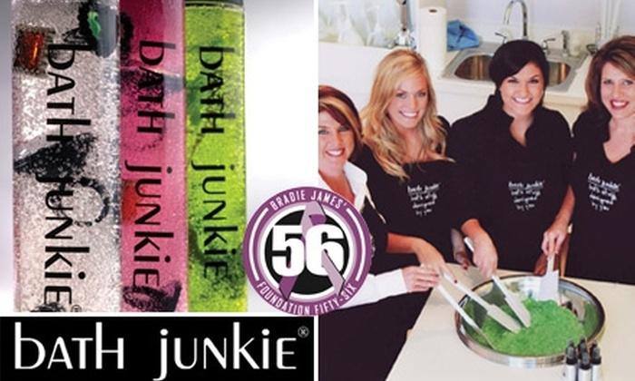 Bath Junkie Austin - Austin: $20 for $50 of Custom-Blended Products at Bath Junkie