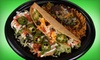 Tijuana Flats - Fishers: Catered Tex-Mex Fare from Tijuana Flats in Fishers (Up to 52% Off). Two Options Available.