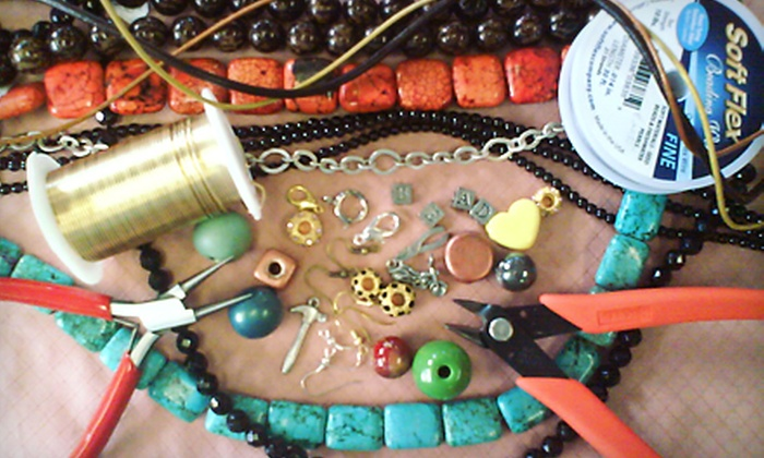 Bead Art Resources - Newtonville: One or Two-Part Beading Course and $20 Worth of Supplies at Bead Art Resources in Newton (Half Off)