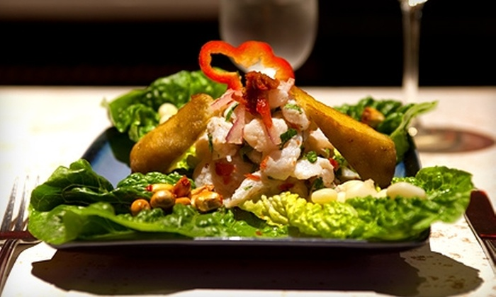 La Furia Chalaca - Oakland: $15 for $30 Worth of Peruvian Cuisine at La Furia Chalaca in Oakland