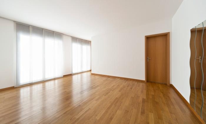 Mr. Hardwood Inc. - Acworth-Kennesaw: $109 for 200 Square Feet of Hardwood-Floor Polishing from Mr. Hardwood Inc. ($198 Value)