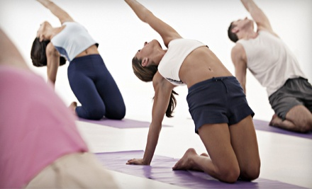 10 Yoga Classes (a $120 value) - Spirit Path Yoga and Wellness in Anchorage