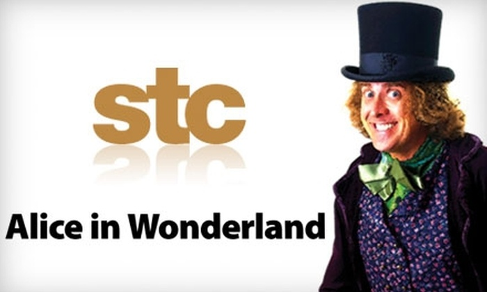 "Sudbury Theatre Centre - Sudbury: $9 for One Child Ticket or $17 for One Adult Ticket to  ""Alice in Wonderland"" at the Sudbury Theatre Centre (Up to $34.50 Value).  Choose from Three Show Time Options."