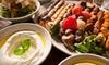Half Off Lebanese Fare and Drinks at Kababji Grill