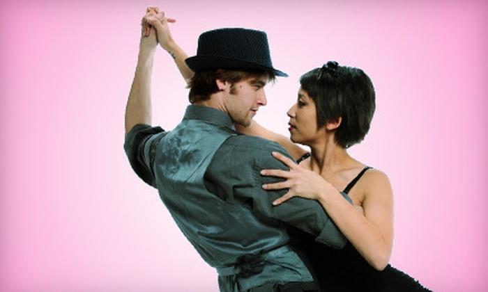 La Luna Dance Studio - Bensalem: Four or Eight Beginners' Salsa, Tango, or Ballroom-Dance Classes for One at La Luna Dance Studio in Bensalem (Up to 78% Off)