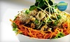 Fresh Restaurant - Multiple Locations: $10 for $20 Worth of Vegan Cuisine, Smoothies, and Drinks at Fresh Restaurants