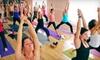 Telluride Yoga Festival - Mountain Village: Admission to the Telluride Yoga Festival. Three Ticketing Options Available.