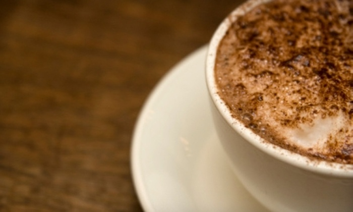 Bentley's Coffee - Multiple Locations: $10 for a $60 Punch Card Good for Coffee, Tea, and More at Bentley's Coffee