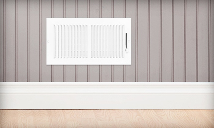 Dr. Air Care - Los Angeles: Air-Duct Cleaning with Optional Washable Air-Filter with Installation from Dr. Air Care (Up to 63% Off)