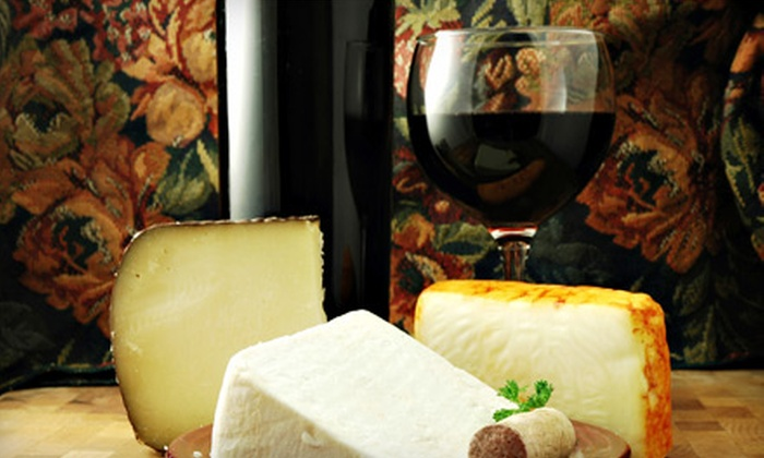 Taste - Phoenixville: Wine- and Cheese-Pairing Class for Two or Four at Taste in Phoenixville