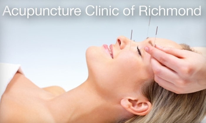 Acupuncture Clinic of Richmond - Brookland: $45 for a Consultation and Acupuncture Treatment at Acupuncture Clinic of Richmond ($145 Value)