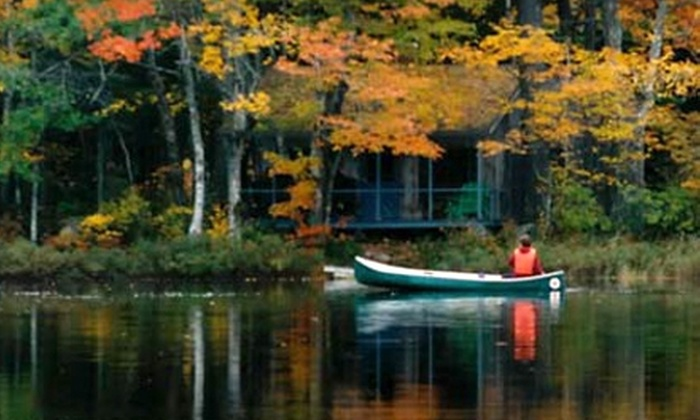 Milford House - South Milford: $87 for a One-Night Stay for Two and Canoe Rental at Milford House in South Milford (Up to $210 Value)