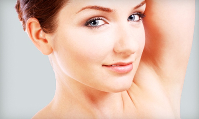 Luxe Spa - Brighton: Salon Services or Laser Hair-Removal Treatments at Luxe Spa. Three Options Available.