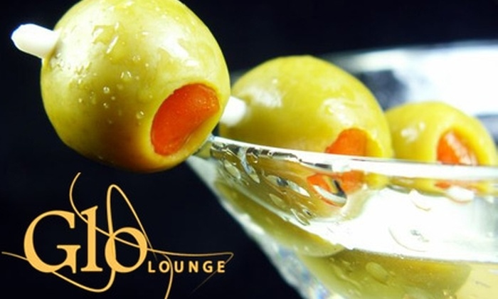Glo Lounge - Midtown: $10 for $20 Worth of Drinks and Gourmet Lounge Fare at Glo Lounge on Farnam Street
