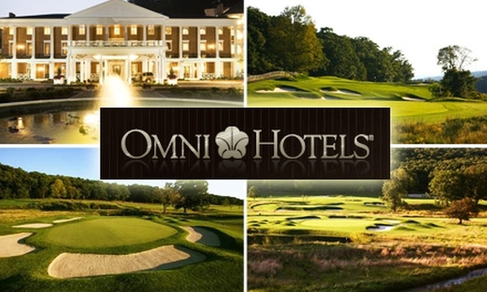 Omni Bedford Springs Resort & Spa - Bedford: $49 for Round of Golf Plus Cart at Omni Bedford Springs