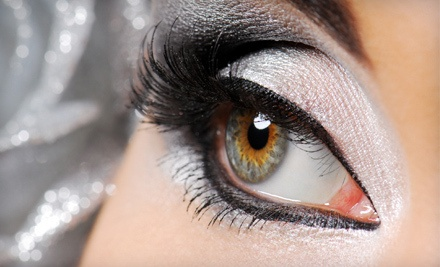 Full Set of Regular Lash Extensions (a $200 value) - Glow Hair & Nails in Calgary