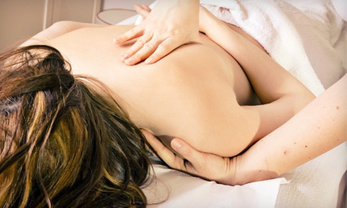 Therapeutic Touch Massage Therapy - Collegedale: $59 for a Two-Hour Spa Package with Massage, Eyebrow Wax, and Facial at Therapeutic Touch Massage Therapy ($135 Value)