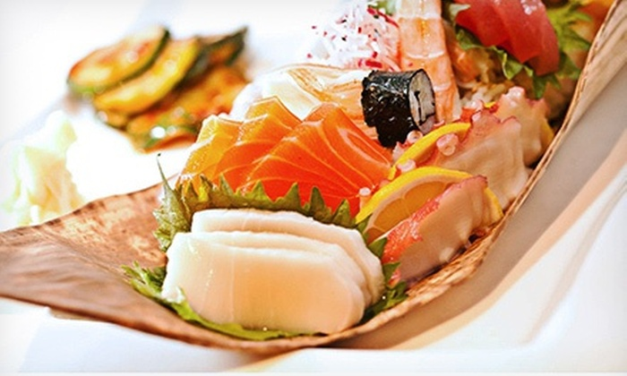 Fushimi Modern Japanese Cuisine & Lounge - Bay Ridge: $55 for a Michelin-Recommended Japanese Fusion Dinner for Two at Fushimi (Up to $110 Value)