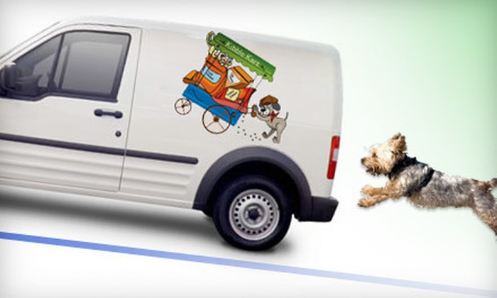 Kibble Kart - Louisville: Premium Cat- and Dog-Food Delivery from Kibble Kart (Up to 61% Off). Two Options Available.