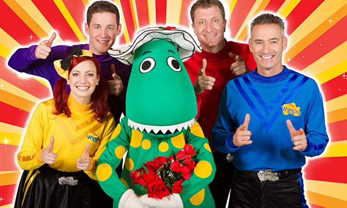 The Wiggles - Edmonton EXPO Centre: The Wiggles at Edmonton EXPO Centre on October 14 at 6:30 p.m. (Up to 49% Off)