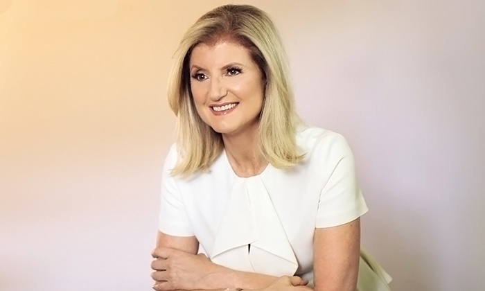 Oprah.com: $34.99 for the Thrive with Arianna Huffington Online Course with E-Book from Oprah.com ($71.98 Value)