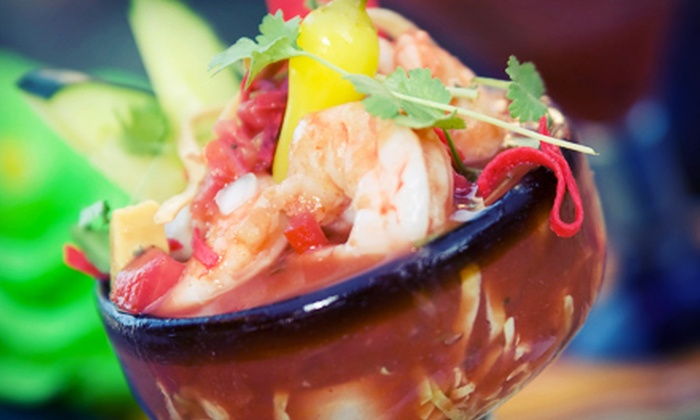 The Great Onion - Duarte: Mexican Food at The Great Onion (52% Off). Two Options Available.