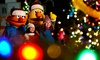 Sesame Place - Sesame Place : $21 for Single-Day Admission to A Very Furry Christmas at Sesame Place ($34.24 Value)