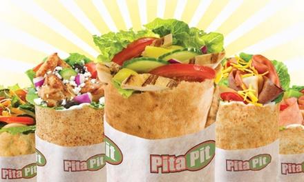 Pita pit online coupons