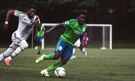 $25 for One Ticket to See a Seattle Sounders FC 2 USL Soccer Match and an S2 Scarf at Starfire Stadium on July 12 ($37.85 Value)